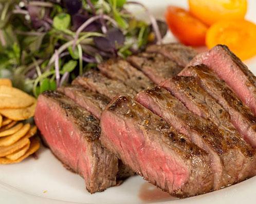 Bò bít tết gây nhiễm ký sinh trùng